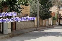 Dicle Elektrik'ten Kızıltepe'ye 6.7 Milyonluk Yatırım