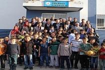 Midyat'ta 15 Temmuz şehitleri anma programı düzenlendi