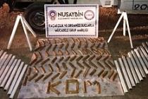 Nusaybin'de Uyuşturucu Operasyonu