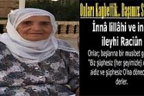 Nasıroğlu' Ailesinin Acı Kaybı
