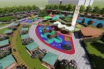 Büyükşehir Belediyesi'nden Midyat'ta Büyük Park