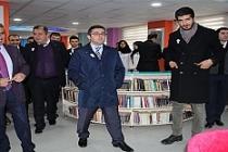 Midyat'ta Z-Kütüphane açılışı gerçekleşti