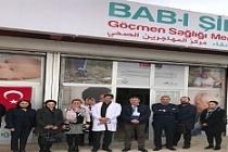 Göçmen Sağlığı Merkezi Bab-ı Şifa Hizmet Vermeye Başladı