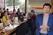 Kaymakam Ayrancı, Gazetecileri Uzungöl´de Ağırladı