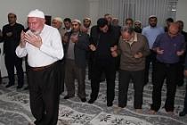 Midyat'ta Afrin Şehitleri İçin Mevlit Ve Dua Okundu