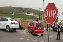 Midyat'ta trafik kazasında, 5 kişi yaralandı