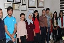 Midyat'ta öğrencilere hukuk mesleği tanıtımı yapıldı
