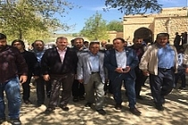 MHP Milletvekili Adayı Oğuz'a Büyük İlgi