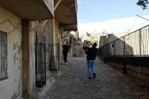 Umut Kervanı Mardin'de gıda kolisi dağıttı