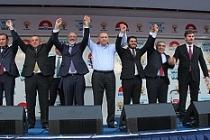 Cumhurbaşkanı Recep Tayyip Erdoğan, Mardin'de