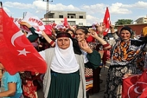 Mardin'de MHP'ye Büyük Katılım