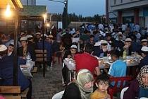 TÜGVA'dan üçüncü geleneksel iftar yemeği