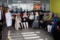Büyükşehir Belediyesi 'Beslenme Okulu' açıldı