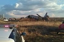 Güney Afrika'da uçak düştü: 20 yaralı