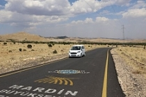 Mardin yol ağının büyük bölümü konforlu hale gelecek