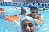 Artuklu Belediyesi Havuz Etkinlikleri