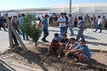 Midyat'taki Kamp boşaltılmaya başlandı