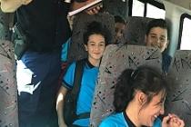 Midyat'ta Öğrenci Servisleri Denetlendi