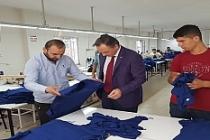 Midyat'ta Tekstil Yatırımları Yoğunlaşıyor