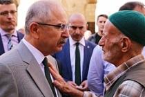 Büyükşehir Belediyesi Yaşlı Vatandaşları Yalnız Bırakmadı
