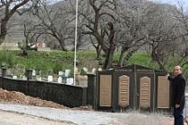 Büyükşehir Belediyesi Altınoluk Şehitliğini Güzelleştirdi