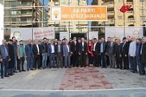 İdris Arslan, Meclis Üyeliğine Başvurdu