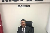 Mehmet İleri, Mardin MÜSİAD'ın yeni şube başkanı oldu