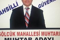 Muhtar Murat Başar yeniden aday