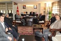 Dr. Nihat Özkan, Midyat'ta geldi