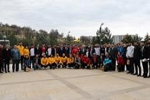 Yaman, Mardinli milli sporcularla bir araya geldi