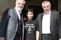 Bölünmez, AK Partiye Destek için Mardin´e geldi