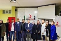 Türk Kızılay Derneği Artuklu Şubesi Kuruldu