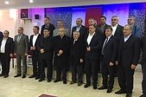 Kızılay Derneği Mardin Şubesi Genel Kurulu yapıldı
