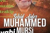 Muhammed Mursi için Midyat'ta gıyabi cenaze namazı kılınacak