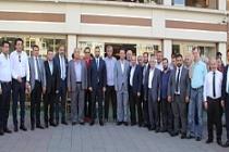ASKON'dan Midyat'ta toplantı