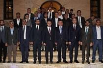 AK Parti Genel Başkan Yardımcısı Erkan Kandemir Midyat'ta