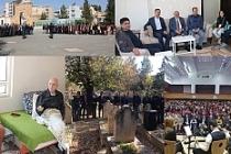 Midyat'ta 24 Kasım Öğretmenler günü çeşitli etkinliklerle kutlandı