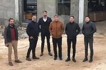 Başkan Tosun, Savur'daki Akar Tekstil Fabrikasını Gezdi