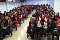 Midyat'ta Trafik Polislerinden öğrencilere trafik eğitimi