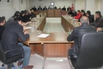Midyat Kent Konseyi yılın ilk toplantısını gerçekleştirdi