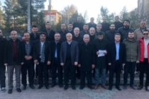Midyat'taki STK'lardan fahiş su zammına tepki
