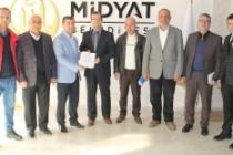 Midyat'ta Kent Konseyi İlk Önergesini Meclise Sundu