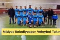 Midyat Belediyespor, Kızıltepe Es Gençlikspor'u 3-0 yendi