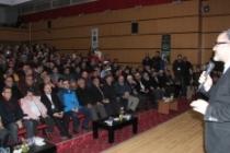 Midyat'ta 'Son Kalemiz Aile Ve Şuurlu Gençlik' Konferansı