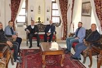 AK Parti Mardin Milletvekili Dinçel, Midyat'ta