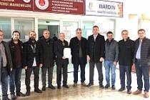 Mardin Ziraat Mühendisleri İl Temsilciliği Şube statüsüne kavuştu