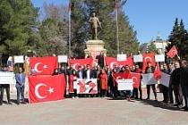 Suriyelilerden Bahar Kalkanı Harekatı'na destek