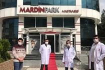 Korona Virüsü Yenen 66 Yaşındaki Hasta Taburcu Edildi