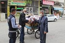 Midyat Belediyesince 80 bin maske dağıtıldı