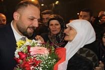 AK Parti Midyat İlçe Başkanı Atilla Yarış'tan Ramazan bayramı mesajı